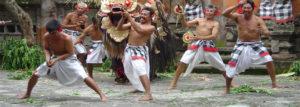 taribarong di Bali